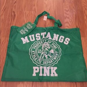 NWT-Pink tote